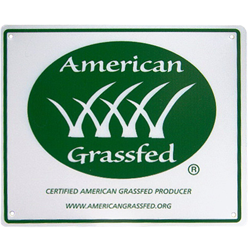 AGA Certified Sign
